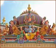 Два основных вида деревянного покрытия в Индии